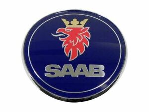 Emblem For 1999 2003 Saab 93 Se Convertible 2002 2000 2001 W148tc Trunk Emblem