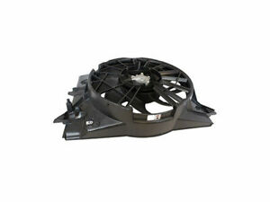 Auxiliary Fan Assembly For 2002 Ford Thunderbird 3 9l V8 Z963fn