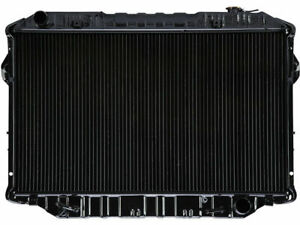 Radiator For 1993 1997 Toyota Land Cruiser 4 5l 6 Cyl 1994 1995 1996 H794cf