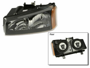 Left Headlight Assembly For 2003 2006 Chevy Silverado 2500 Hd 2004 2005 M888xj