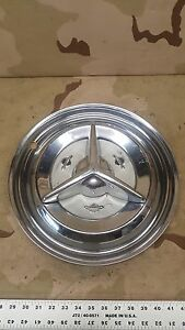 1 1955 1956 Oldsmobile Rocket Hubcap 88