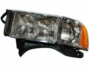 Left Headlight Assembly For 1999 2002 Dodge Ram 1500 2000 2001 P729yd