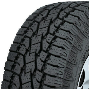 4 new Lt305 55r20 Toyo Open Country A t Ii 121s E 10 Ply Tires 352740