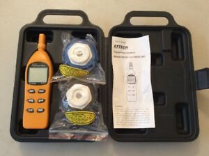 Extech Rh305 Humidity Testers Hygrometers Style psychrometer Hand Held