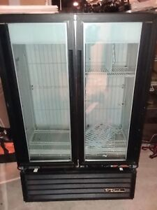 True Refrigerator Gdm 35sl f Glass Door
