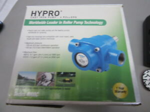 Hypro 4000c Cast Iron Pump 4 Rollers
