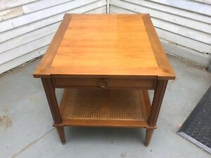 Baker Furniture 2 End Table Nightstand