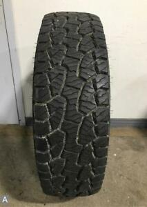 1x P265 70r17 Hankook Dynapro At m 14 32 Used Tire