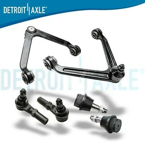 For 2002 2005 Dodge Ram 1500 Front Upper Control Arms Ball Joints Tie Rods