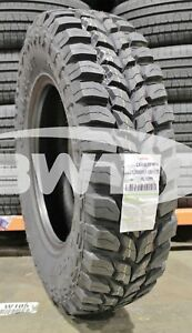 4 New Roadone Cavalry M T Mud 120q Tires 2358017 235 80 17 23580r17
