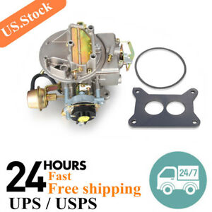 Carburetor Carb 2100 For Ford 289 302 351 Cu Jeep Engine A800 1964 1984 2 Barrel