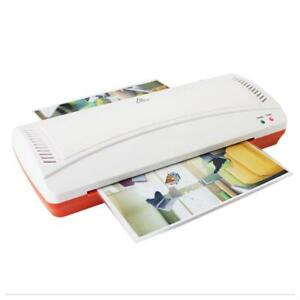 Laminator A4 Photo Sealing Machine Photo Hot cold Stable fast File Laminator