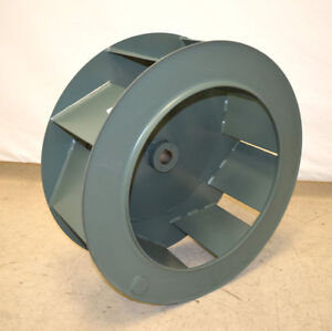 New York Exhaust Squirrel cage Blower Wheel 140067 Bore 1 5 8 Od 27 1 4 W 10