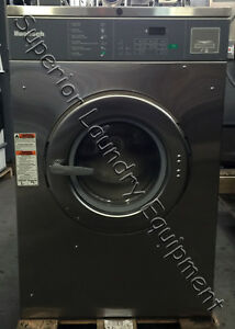 Huebsch Hcn030hy2 Washer extractor 30lb 220v 3ph Card Ready Reconditioned
