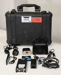 Drt 4311b Wideband Test Receiver For Drive Test bat battery Kit case hard Transi