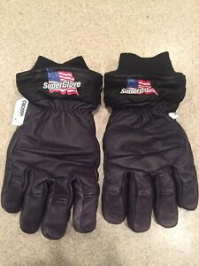 Honeywell Kangaroo Leather Super Glove Size Medium Firefighter Turnout Nfpa