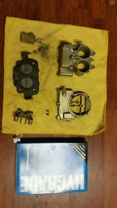 Pontiac Tripower Tri Power Rochester End Carb Carburetor Gto 1964 1965 1966