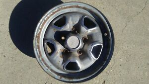 Oldsmobile Cutlass Rally Wheel Rim 14x6