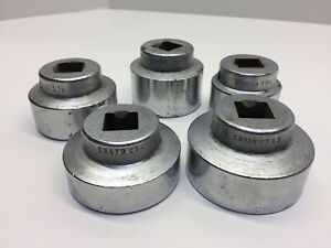 Snap on Tools 3 4 Drive Ball Joint Sockets 1 7 8 9 16 2 1 8 S9836 S9479