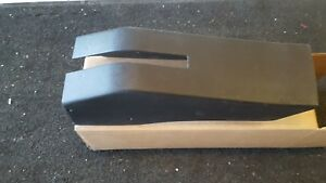 Corvette Parking Brake Console Cover W out Power Winows 1970 1971 1972 To 1976