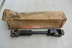 Nos Gm Rockwell 1970 S Chevy Truck Steering Shaft C60