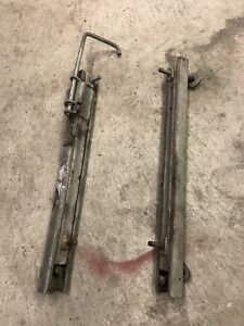 Willys Driver Seat Sliders