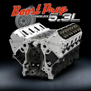 5 3 Ls Long Block Boost Prep Max Engine Lm7 L33 Ly5 Lc9 Ls1
