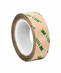 3m F9469pc Adhesive Transfer Tape 0 625 X 5 Yard Roll