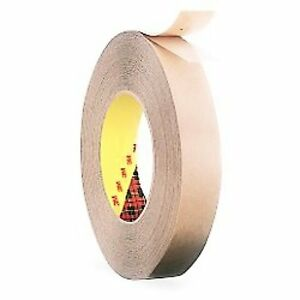 3m Adhesive Transfer Tape 1 Wide X 60 Yard Roll