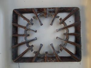 Cast Iron Stove Grate Stove Top Square Burner Plate Wood Gas Stove