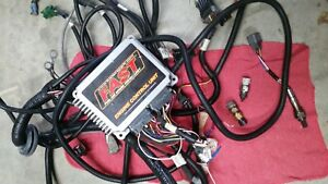 Fast Classic Efi Computer System Sbf Mustang Turbo Holley