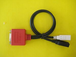 New Snap on Vw 1 Cable For Vw Cars For Mt2500 Solus Modis And Verus Scanners