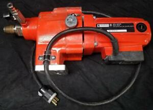 Diamond Products Core Drill Cb700 Concrete Drilling Rig Motor Rig Head 120v