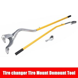 Tire Changer Tire Mount Demount Tool Tubeless Truck Extra Bead Keeper