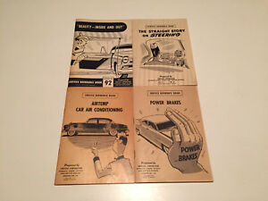 1950 Chrysler Dodge Plymouth Master Tech Power Brake A C Cleaning Steering Books