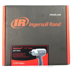 Ir Ingersoll Rand 2135ptimax 1 2 Heavy Duty Impact Wrench Tool New