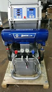 Graco Reactor E 30 Spray Foam Polyurea Machine