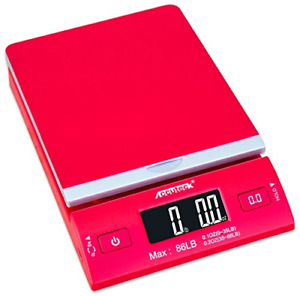 Classical Silver Luxury Gold Charming Red Digital Postal Shipping Weighing Scale