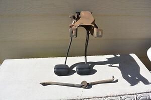 1958 Buick Chevy Olds Pontiac Gm Org Clutch Brake Pedal Assembly