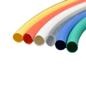 4 8mm Heat Shrink Tubing 3 1 Heatshrink Tube Glue Lined Adhesive Waterproof