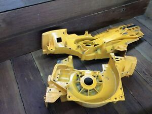 Partner K700 Oem Used Crank Case Assembly Concrete Cut off Saw