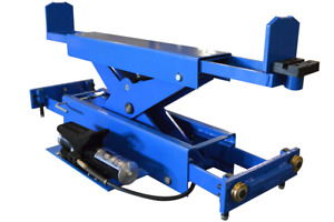 New Titan Heavy Duty 6000 Lbs Rolling Bridge Jack For 12k 4 Post Auto Lift