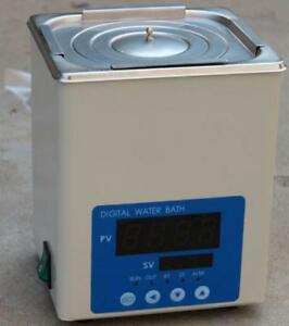 Electric Thermostatic Temperature Water Bath Single Hole Dk Fast Shipping New