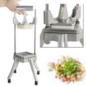Restaurant Commercial Vegetable Fruit Dicer Onion Tomato Slicer Chopper Tool