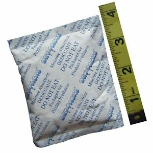 Silica Gel Packets 28 Grams Per Pack Quantity 15 Packets Dry packstm