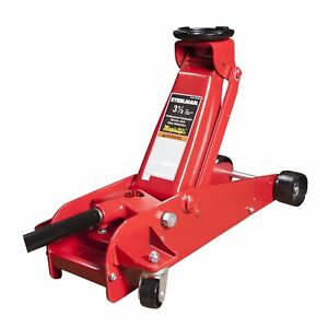 Steelman Js647530 Roll around Jack 3 5 Ton Capacity