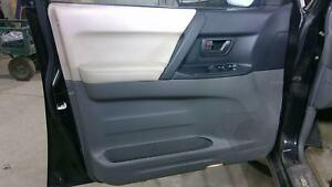 02 Mitsubishi Montero Limited Driver Left Front Interior Door Panel