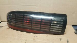 1993 2002 Firebird Formula Trans Am Ws6 Left Tail Light Lt1 Checkered Style 18