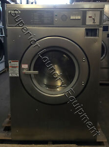 Huebsch Hc40md2 Washer extractor 40lb Coin 220v 3ph Reconditioned