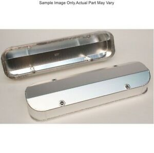 Prw 4045500 Fabricated Aluminum Valve Covers Pontiac 301 455